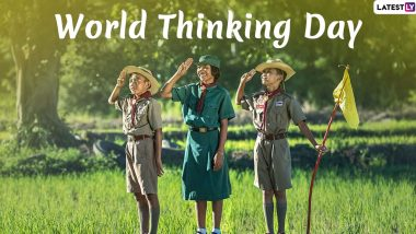 World Thinking Day 2020 Date and Theme: History and Significance of This Observance Marked by Guides and Girl Scouts